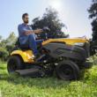 Stiga oldalkidobós fűnyírótraktor TORNADO 3108 HW BS 7200 téli csomag