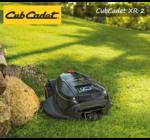 Cub Cadet XR2 2000 robotfűnyíró