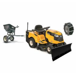 MTD CubCadet LT2 NR92 fűnyíró traktor téli csomag