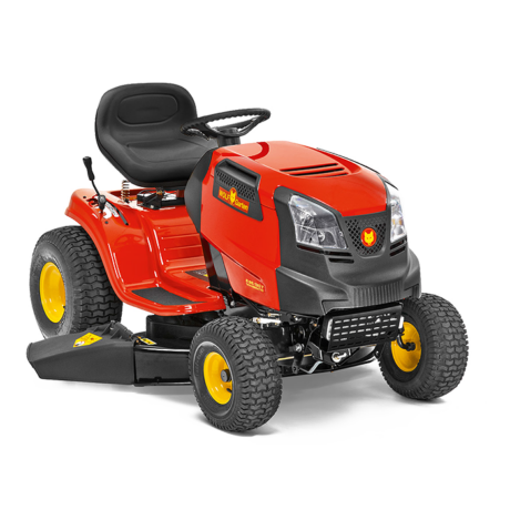 Wolf-Garten 96.130T oldalkidobós fűnyíró traktor