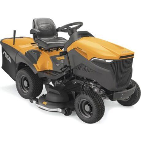 Stiga ESTATE PRO 9122 XWSY HD 690 fűnyíró traktor 4 WD összkerékhajtással