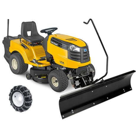 Cub Cadet LT2 NR92 fűnyíró traktor téli csomag
