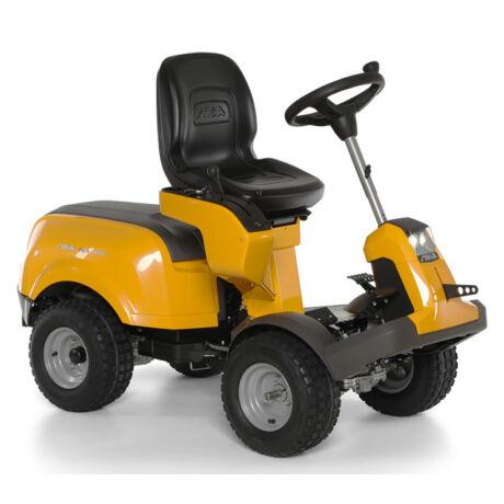 Stiga frontkaszás fűnyírótraktor Park 740 PWX BS VANGUARD 18 hp (Vágóasztal nélkül)