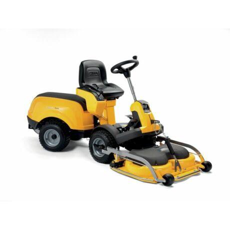 Stiga frontkaszás fűnyírótraktor Park 420 P BS 4155 (Vágóasztal nélkül)