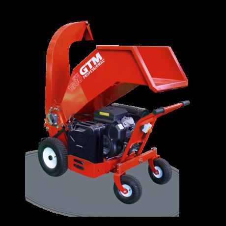 GTS 1800 WD benzinmotoros ágdaráló